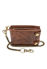 Leabags - Wallet - mottled light brown - 3