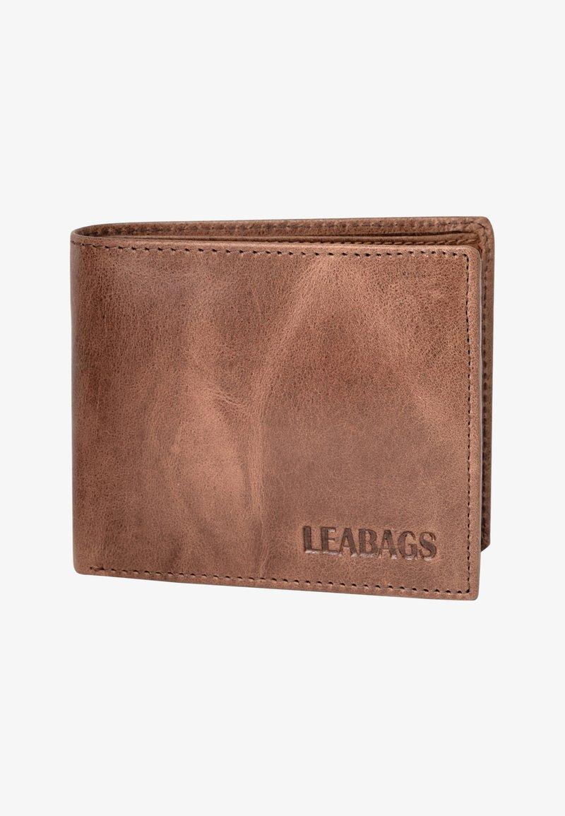 Leabags - SPRINGFIELD - Wallet - brown