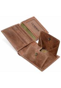 Leabags - SPRINGFIELD - Wallet - brown - 3