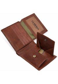 Leabags - SPRINGFIELD - Wallet - dark brown - 3