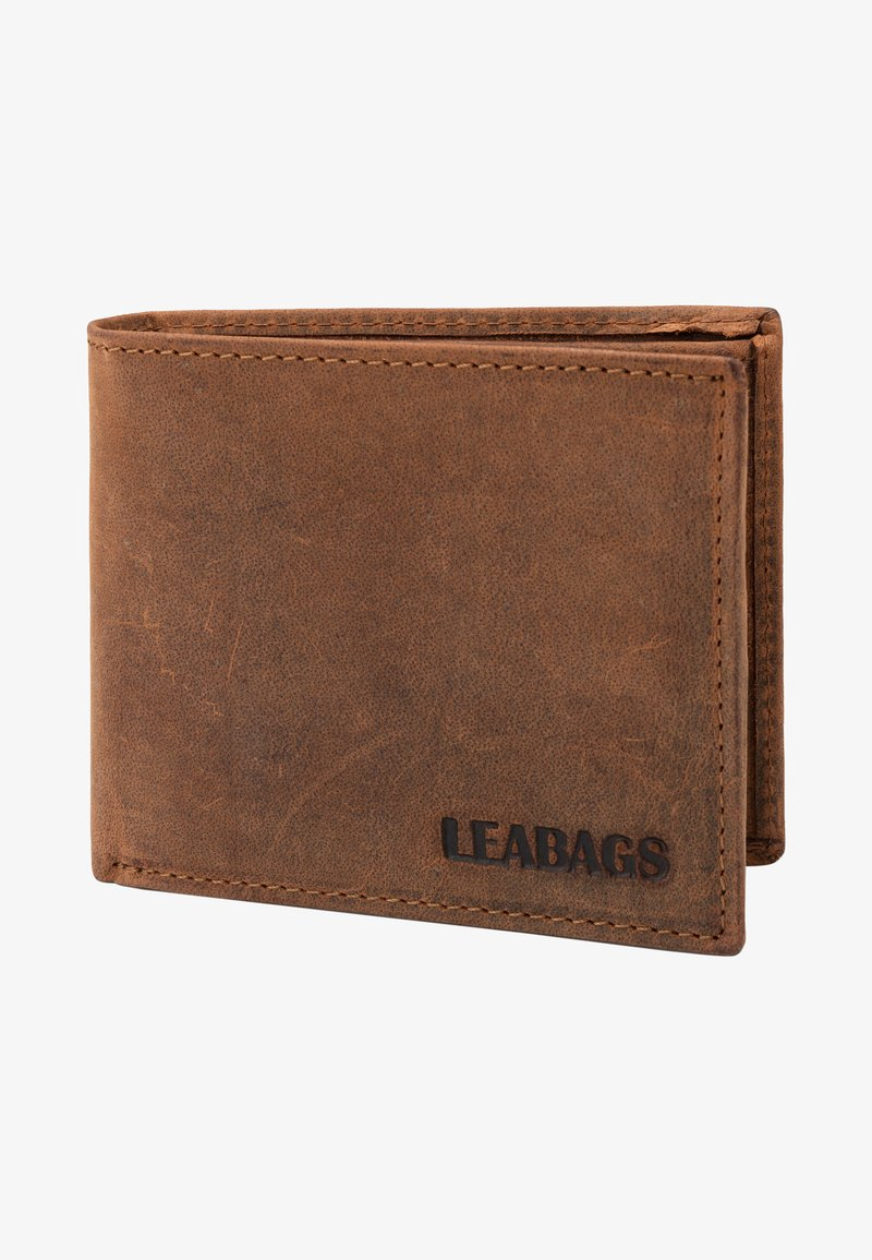 Leabags - SPRINGFIELD - Wallet - light brown