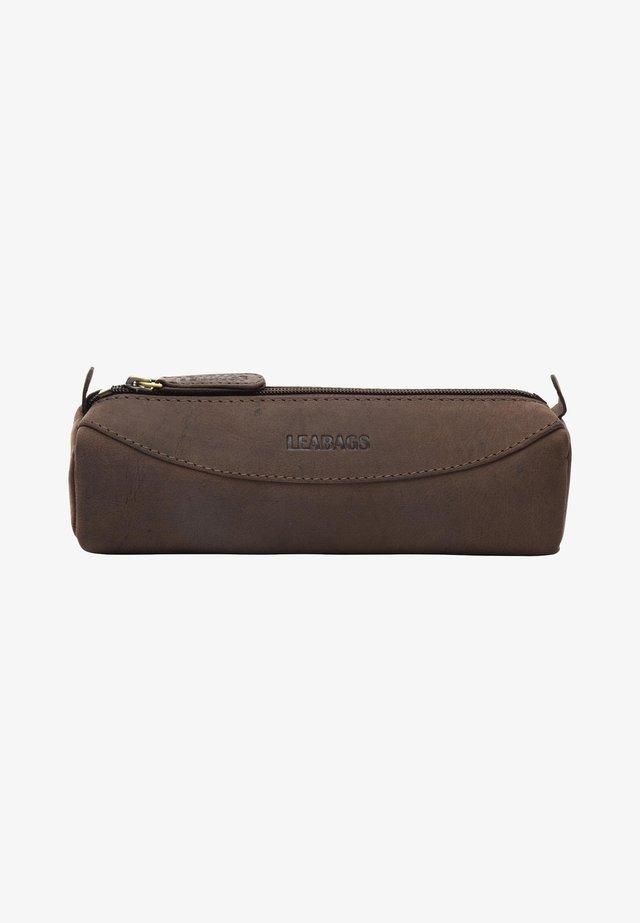 Pencil case - brown
