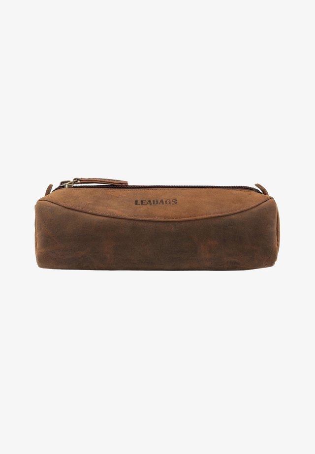 Pencil case - light brown