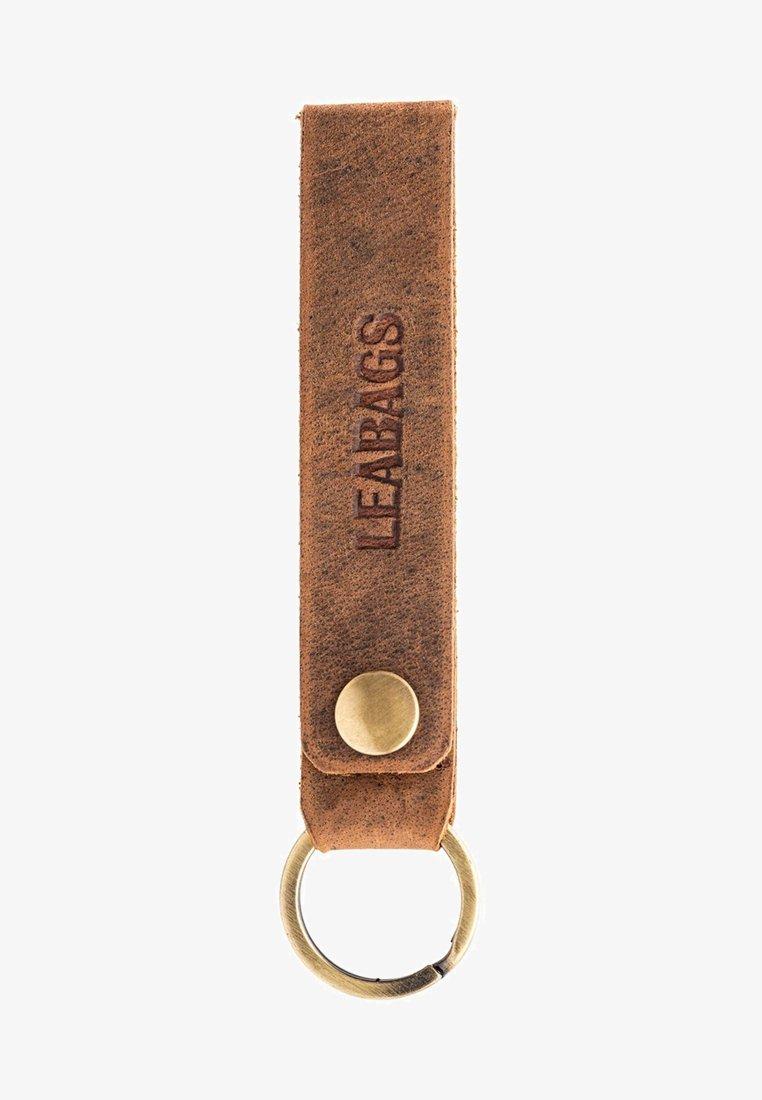 Leabags - LEWES - Keyring - brown
