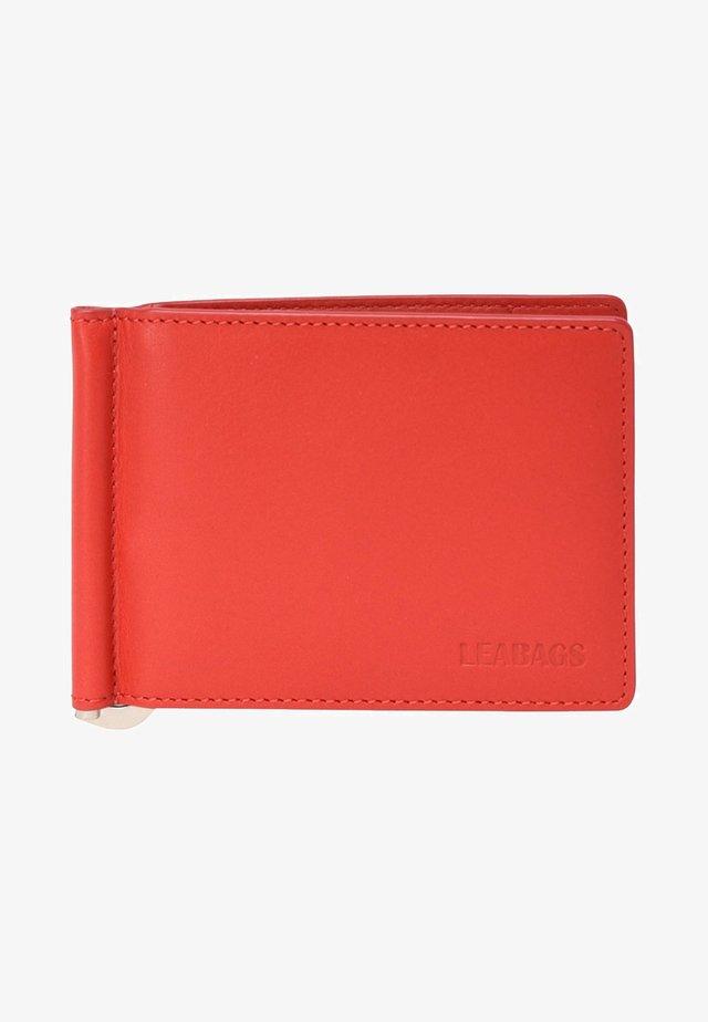 SCRANTON - Wallet - red