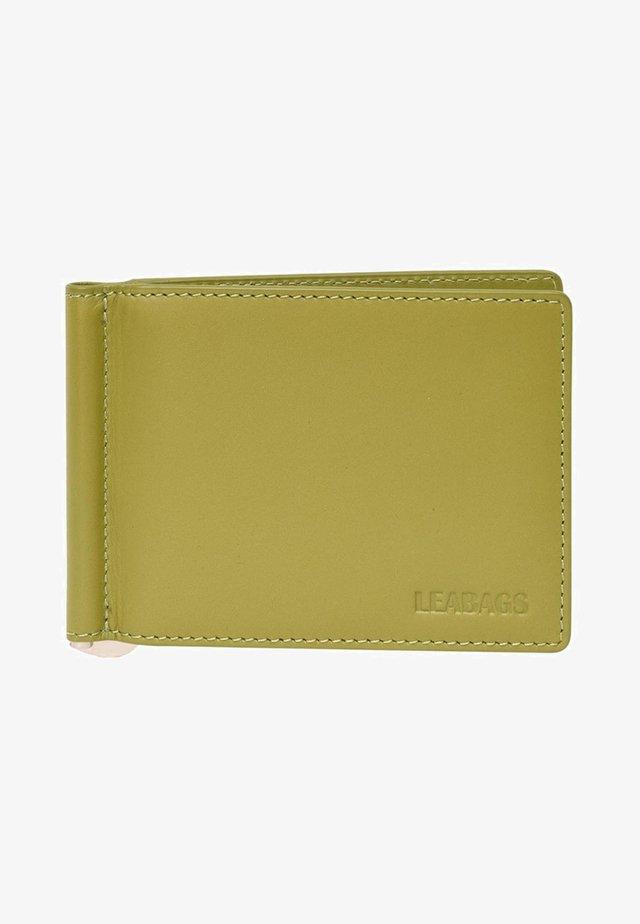 SCRANTON - Wallet - parrot green