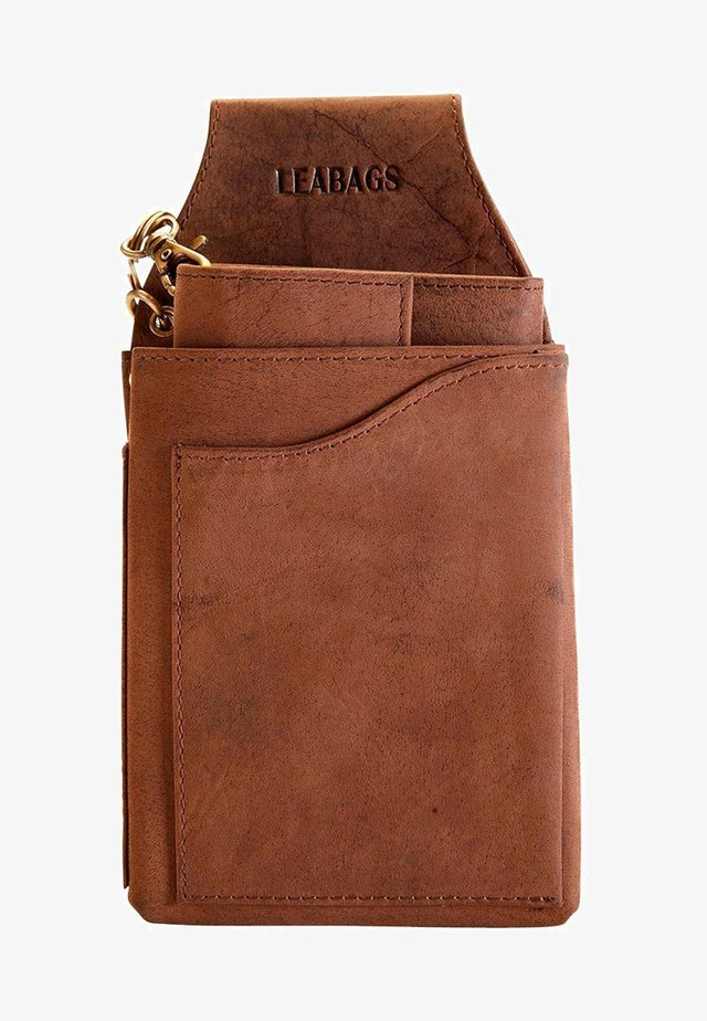 RIVERSIDE - Wallet - brown