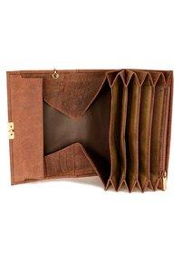 Leabags - RIVERSIDE - Wallet - brown - 2