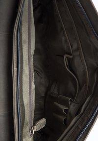 Leabags - CAMBRIDGE - Across body bag - olive - 5