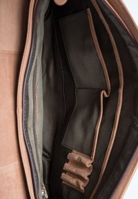 Leabags - CAMBRIDGE - Across body bag - brown - 3