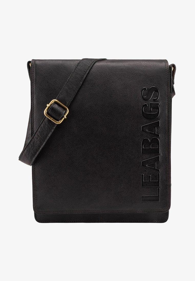 Leabags - LONDON - Across body bag - violet