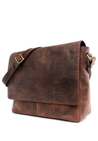 Leabags - OXFORD - Across body bag - rouge - 4