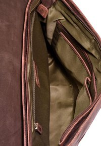 Leabags - OXFORD - Across body bag - rouge - 6