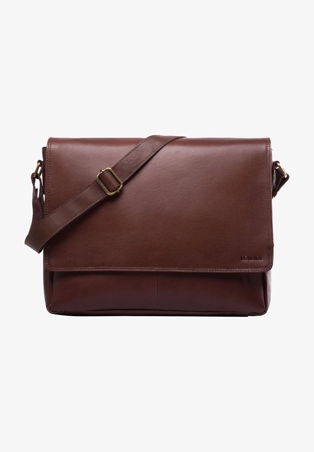 OXFORD - Across body bag - burgundy