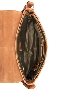 Leabags - OXFORD - Across body bag - cognac - 3