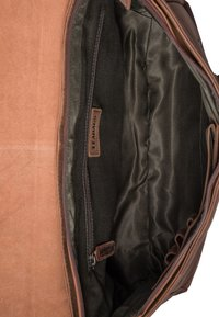 Leabags - OXFORD - Across body bag - cognac - 4