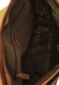 Leabags - OXFORD - Across body bag - brown - 3