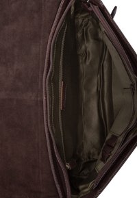 Leabags - OXFORD - Across body bag - cooper brown - 4