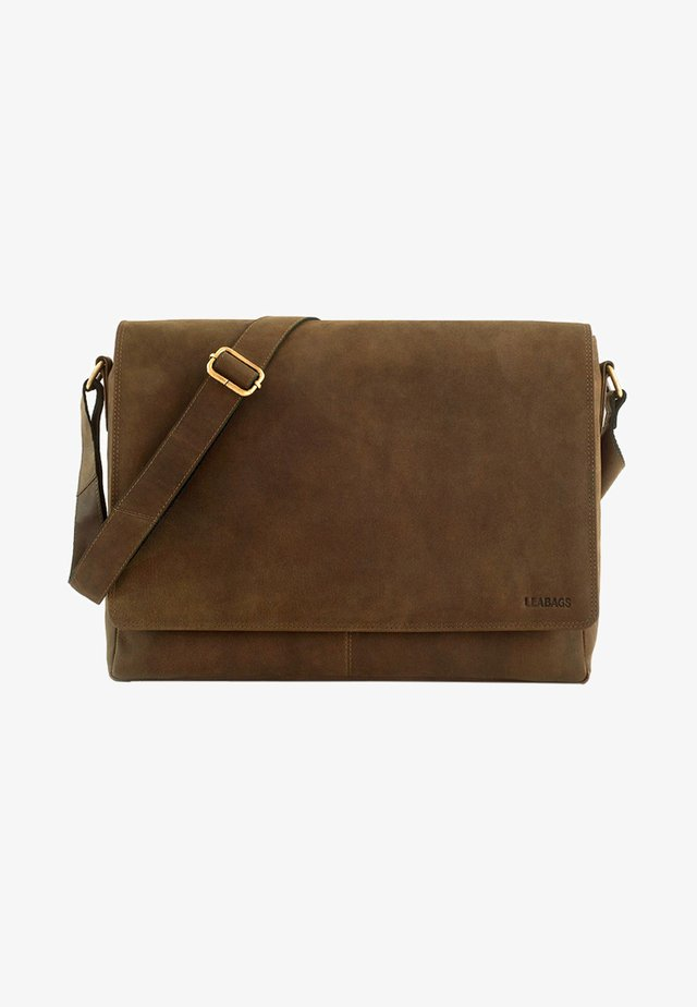 OXFORD - Across body bag - light brown