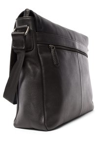 Leabags - OXFORD - Across body bag - onyx black - 3