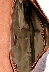 Leabags - OXFORD - Across body bag - orange - 4