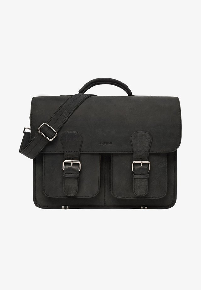 ATLANTA - Briefcase - anthracite