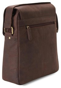 Leabags - HONG KONG - Across body bag - brown - 3