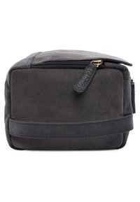 Leabags - PALM SPRINGS - Wash bag - black - 2