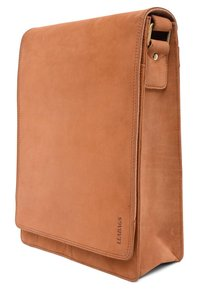 Leabags - LEICESTER - Across body bag - brown - 3