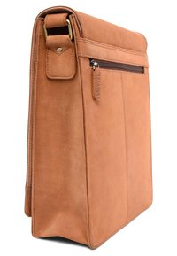Leabags - LEICESTER - Across body bag - brown - 2