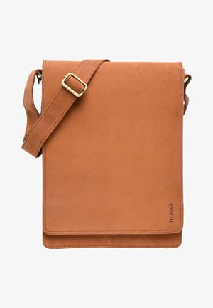 LEICESTER - Across body bag - brown