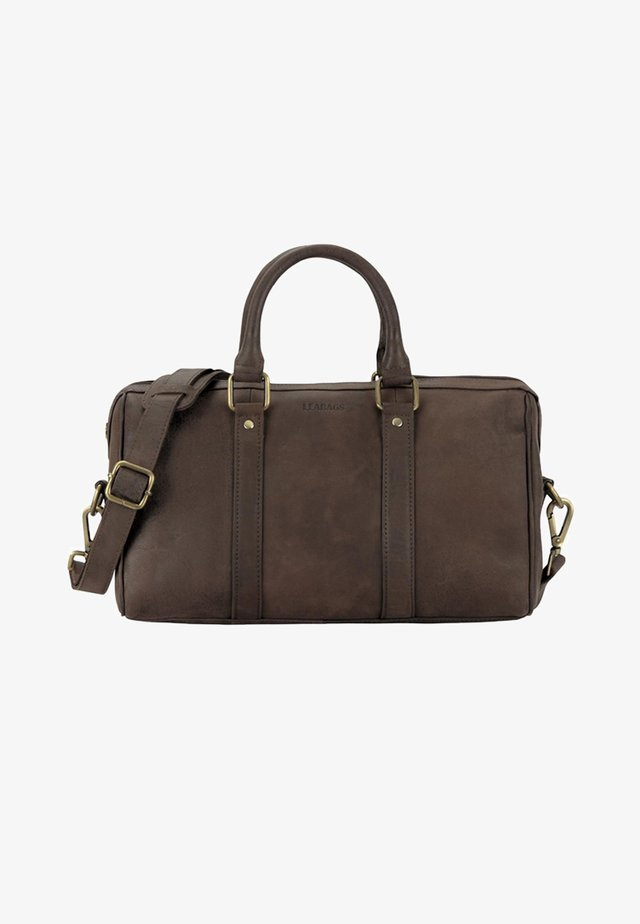 MEDORA - Weekend bag - brown