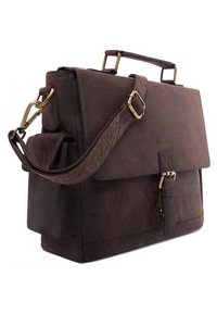 Leabags - AMIENS - Briefcase - brown - 2