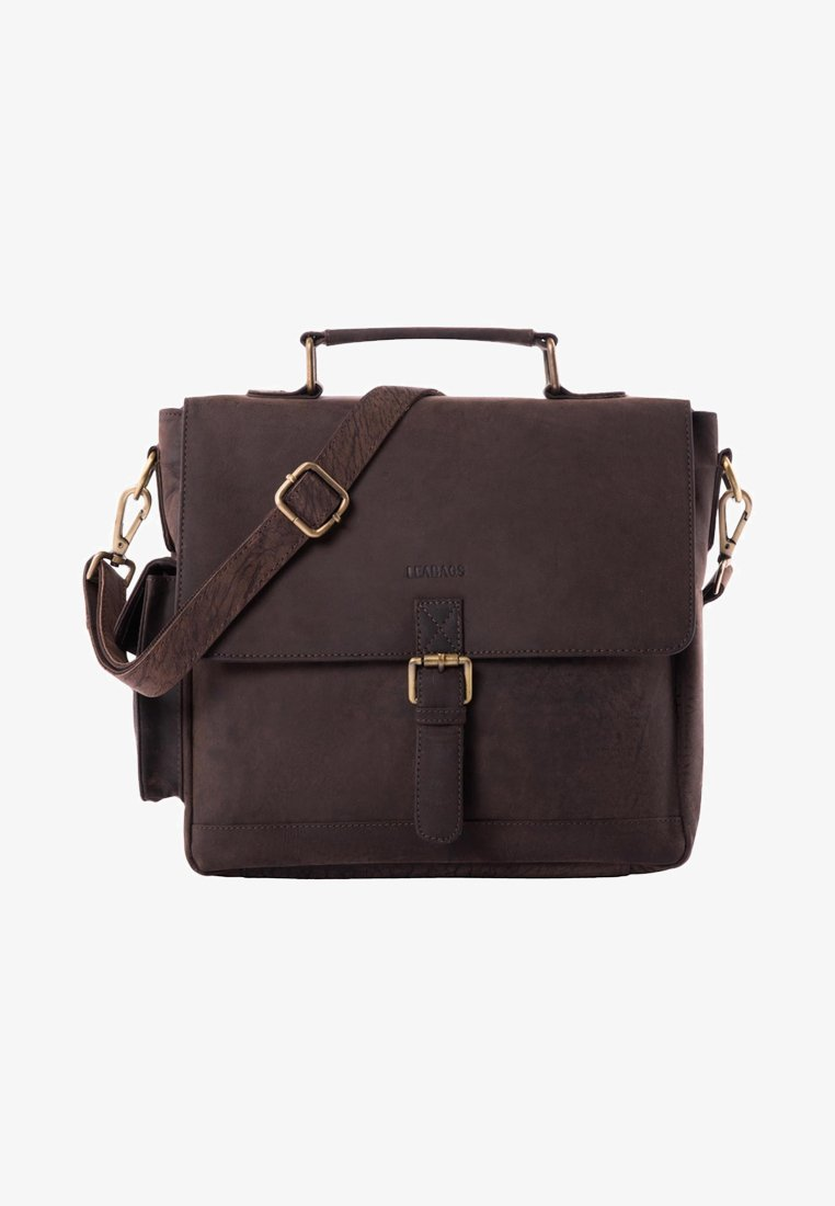 Leabags - AMIENS - Briefcase - brown