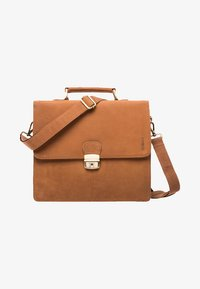 Leabags - HARLEM - Briefcase - brown - 0