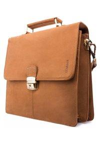 Leabags - HARLEM - Briefcase - brown - 2