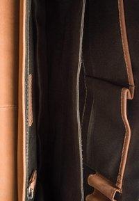 Leabags - HARLEM - Briefcase - brown - 4