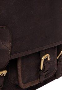 Leabags - Briefcase - nutmeg - 5