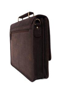 Leabags - Briefcase - nutmeg - 2