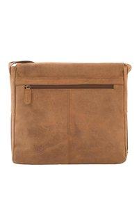 Leabags - Across body bag - brown - 1