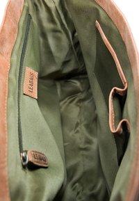 Leabags - Across body bag - brown - 4
