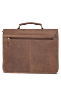 Leabags - CLEARWATER - Briefcase - brown - 1