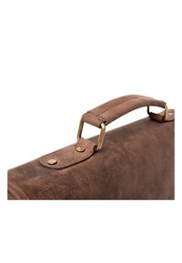 Leabags - CLEARWATER - Briefcase - brown - 4