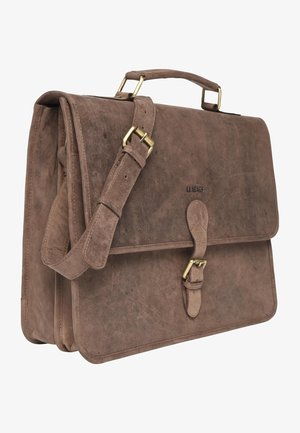 CLEARWATER - Briefcase - brown