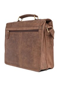 Leabags - CLEARWATER - Briefcase - brown - 2