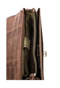 Leabags - CLEARWATER - Briefcase - brown - 3