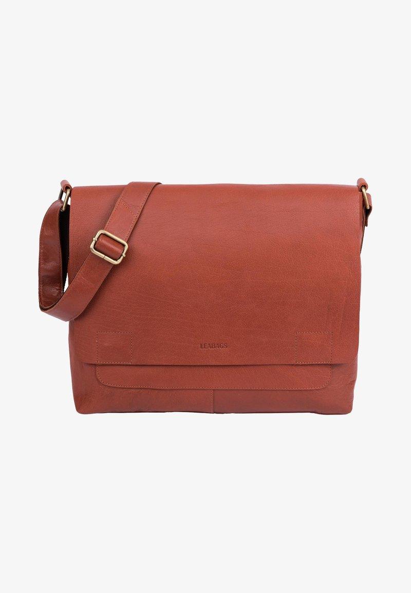 Leabags - Across body bag - cognac