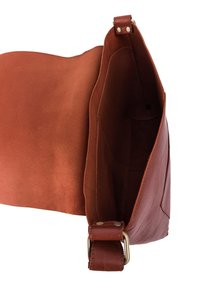 Leabags - Across body bag - cognac - 5