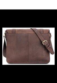 Leabags - POTWIN - Briefcase - muskat - 4