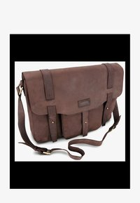 Leabags - POTWIN - Briefcase - muskat - 2